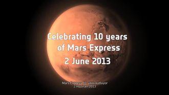 Mars Ekspresi izle