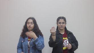 İşaret Dili İle Çanakkale Türküsü izle