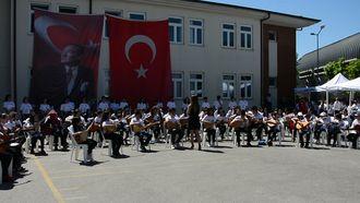 Şekerpınar Hasan Tahsin Ortaokulu Müzik Grubu - Hatırla Sevgili izle