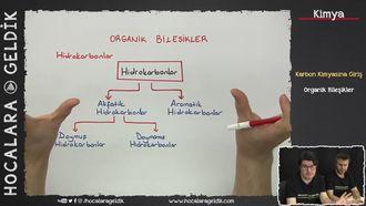 Organik Bileşikler izle