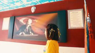 Mersin Silifke Atayurt Ortaokul Öğrencilerinden 'Ata'ya Saygı' Klibi izle