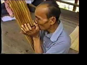 İlginç Enstrümanlar - Tayland, Khaen izle