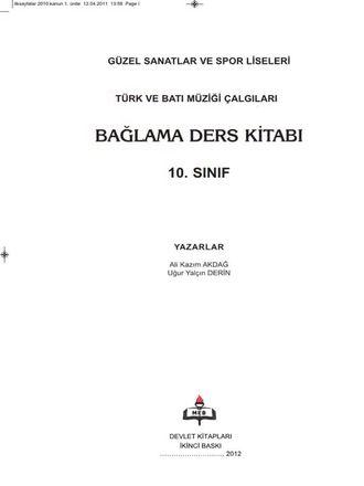 Bağlama Metodu Ve Bağlama Dersleri Öğrenciler İçin Türk Halk Müziğini Sevdirme Yo... izle