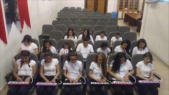 Karabağlar Cemil Meriç Ortaokulu Melodika Grubu Çayeli 2 izle