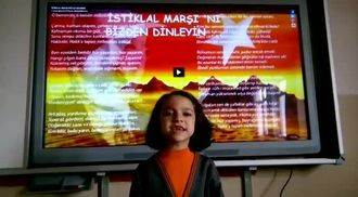 Mehmet Akif ERSOY'a Hitap izle