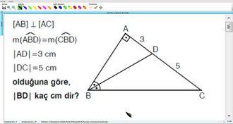 Açıortay ve Açıortay Teoremleri 5 izle