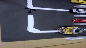 Çizgi Park Robotu izle