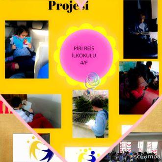 ETwinning proje çalışması izle