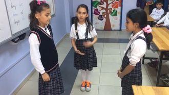 Hasip Dinçsoy İlkokulu 3/O Sınıfı Eş Anlamlı Kelimeler Oyunu izle