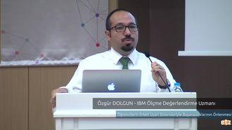 FATİH ETZ 2016 :  Özgür DOLGUN - IBM - Öğrencilerin Erken Uyarı Sistemleriyle Başar... izle