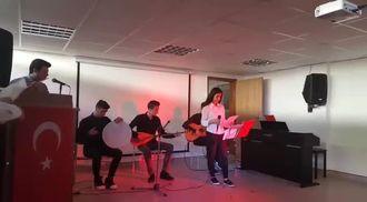 18 Mart Çanakkale Şehitlerini Anma Günü İncesu Anadolu Lisesi izle