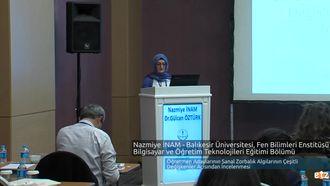 FATİH ETZ 2016 :  Nazmiye İNAM / Dr. Gülcan ÖZTÜRK - Balıkesir Üniversitesi,  Fen B... izle