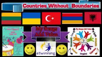 My Songs Add Value eTwinning projesi ortak şarkısı izle