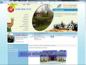 İnternetteki Ekran Görüntüsünü Kullanarak Bir Etkinlik Sayfası Nasıl Hazırlanır? izle