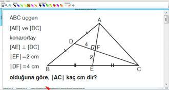 Kenarortay Kavramı Ve Kenarortay Teoremi 11 izle