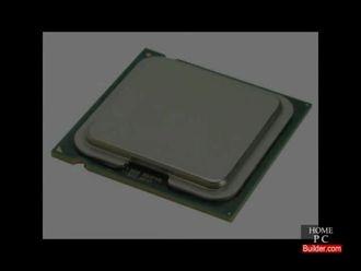Dahili Bileşenlerin Kurulumu - İşlemci (CPU) izle