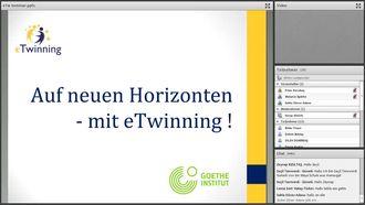 eTwinning - Auf zu neuen Horizonten - mit eTwinning izle