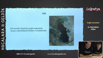 Su Kaynakları / Göller izle