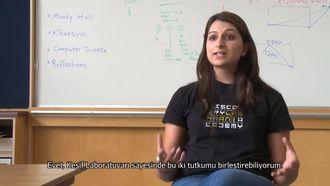 Keşif Laboratuvarı: Spout Robot Hakkında Öğretmenin İzlenimleri izle