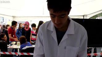 TÜBİTAK 4007 Ankara Bilim Hareketi Etkinlik_13 Amonyak fıskiyesi izle