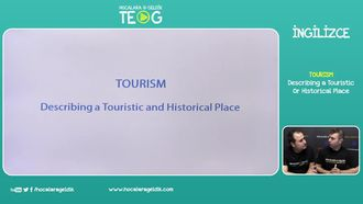 Describing a Touristic Or Historical Place izle