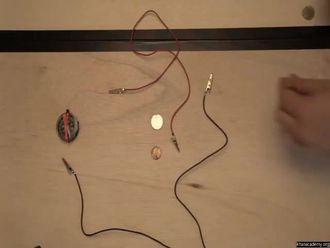 Elektrolit Testi (Saf Su ve Sirke) izle