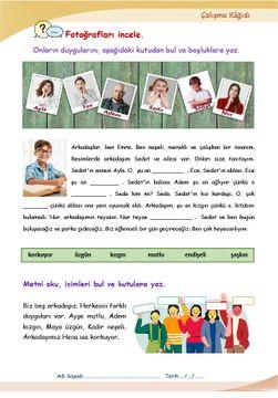 HOBİLER FOBİLER-3 (A1.2)