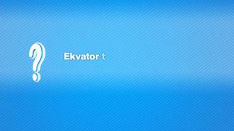 Ekvator Nedir? izle
