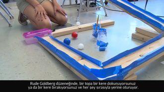Keşif Laboratuvarı: Rube Goldberg Düzeneği Yapmak izle