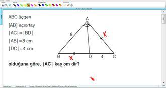 Açıortay ve Açıortay Teoremleri 2 izle