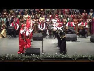 Hacı Mehmet Zorlu Özel Eğitim Mesleki Eğitim Merkezi Erik Dalı Gösterisi - 1 izle