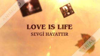 Sungurbey Anadolu Lisesi ''Love is Life''  projesi izle