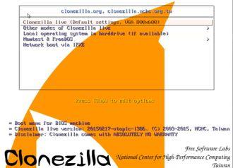 Clonezilla ile iso formatında imaj dosyası oluşturma izle