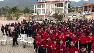 24 Kasım 2018 Öğretmenler günü programı Muğla/Fethiye Çamköy ortaokulu izle