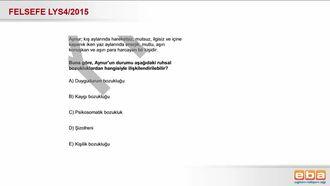 2015 LYS Duygu Durum Bozukluğu izle