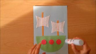 Kağıttan Gemi Yapımı izle