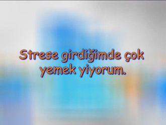 Strese Girdiğimde Çok Yemek Yiyorum izle