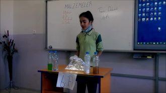 Kimyasal Tepkimeler Deneyi izle