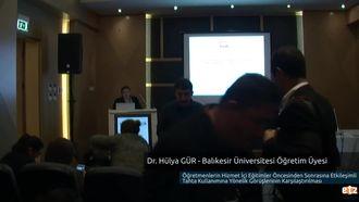 FATİH ETZ 2016:    Prof. Dr. Hülya GÜR- Balıkesir Üniversitesi Öğretim Üyesi - Ö�... izle