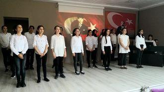 Şehit Piyade Üsteğmen Murat Hasırcıoğlu Ortaokulu-13 izle