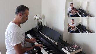 İzmir Marşı - Piyano izle