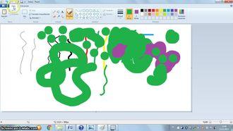 Bilişim Teknolojileri ve Yazılım Dersi Paint Programı Kullanımı izle