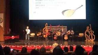 Rize Bilsem 2017 Konseri izle