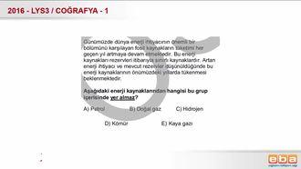 Enerji Kaynakları ve Çevre (Fosil Yakıtlar) izle