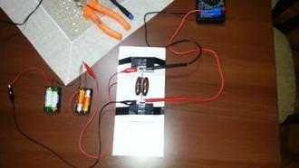 kendin yap basit elektrik motoru, simple electric motor izle