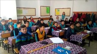 Gaziantep - İslahiye Şehit İsmet Kayar Ortaokulu Değerler Eğitimi Videosu izle