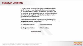 Türkiye'nin Yer Şekilleri, İklimi, Toprak,Su ve Bitki Varlığı izle