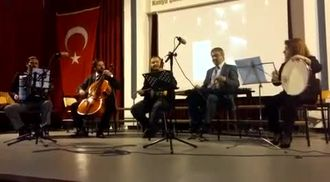 10 Kasım Atatürk'ü Anma Programı izle