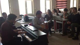 Lüleburgaz Lisesi Müzik Dersi Türkü Çalışması Nar Danesi izle