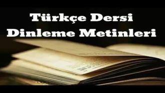 İstiklal Marşı Nasıl Yazıldı 6. Sınıf Türkçe Başak Yayınları Dinleme Metni izle